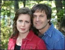 Jon Hensley & Martha Byrne