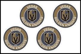 4 Vegas Golden Knights Nhl Decals Yeti Stickers Fr
