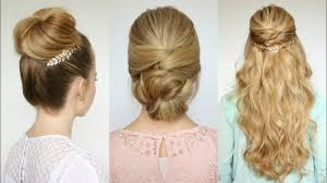 3 easy prom hairstyles missy sue