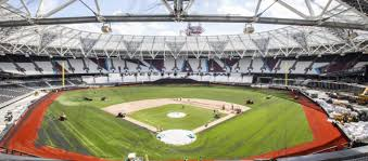 The London Olympic Stadium Hitter Or Pitcher Dream Bat Flips And Nerds