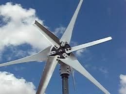 wind turbine low wind sd start
