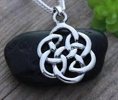 celtic knot necklace celtic father