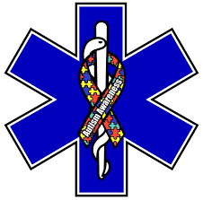Autism Awareness Star Of Life Window Decal Police Fire Ems Viny Graphics Stickers Decals Dkedecals