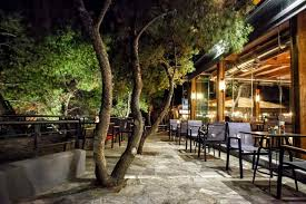 Pantheon All Day Cafe Bar Restaurant - Ο καταπράσινος κήπος με θέα ...