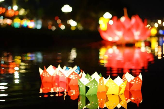 "Image result for Hoi An Lantern Festival"""