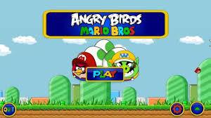 Angry Birds version Mario Bros - FanMod - HD - YouTube