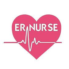 Er Nurse Vinyl Decal Emergency Room Nurse Nurse Decal Etsy