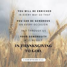 uplifting thanksgiving bible verses to share on facebook