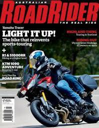 australian road rider july