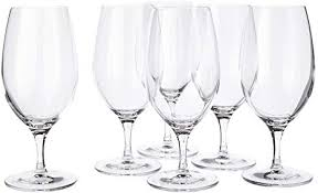 waterford sommelier set of six crystal