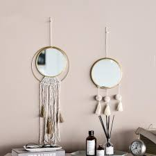 nordic decorative mirrors for walls