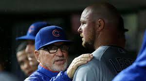 Jon Lester on Joe Maddon's tenure with Cubs: 'He should be revered ...
