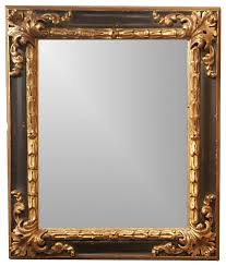 picture framing gallery black and gold