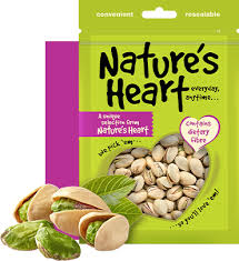 roasted pistachios nature s heart