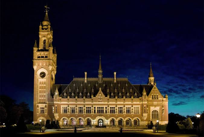 Image result for International Court of Justice - The Hague