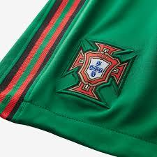 Shorts da calcio Portogallo 2020 Stadium per ragazzi - Home. Nike IT