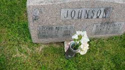 Joseph Edwin Johnson Jr. (1924-1994) - Find A Grave Memorial