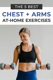 5 best chest exercises for women