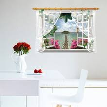 Fake Window Wall Decal Buy Fake Window Wall Decal With Free Shipping On Aliexpress Version