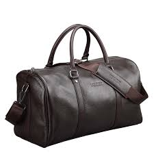 mens leather duffle bags iucn water