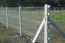 Fence Post To Concrete Fences Fence Post Fence Design Concrete Fence
