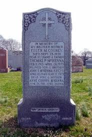 Anne Cooney McKenna (1918-1996) - Find A Grave Memorial