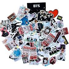Kpop Bts Meme Stickers Luggage Case Skateboard Guitar Laptop Cell Phone Travel Door Car Bike Bicycle Stickers Bts 90p Buy Products Online With Ubuy South Korea In Affordable Prices B081pv29qp