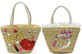 straw handbags tokyo summer fashion trend