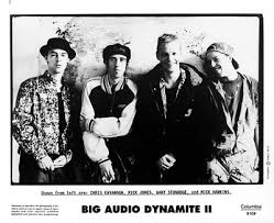Big Audio Dynamite II Vintage Concert Photo Promo Print at ...