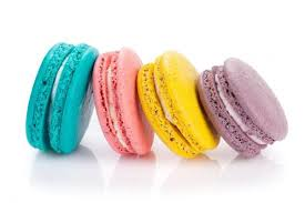 Colorful Macaron Cookies Wall Decal Wallmonkeys Com