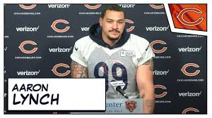 Aaron Lynch on playing for Vic Fangio - YouTube