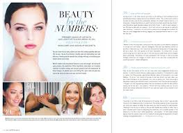 beauty by the numbers skincare and