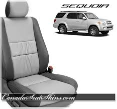 2007 toyota sequoia leather upholstery
