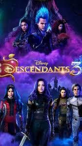 descendants 3 wallpapers top free