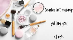 makeup puts your health at risk