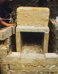 masonry heater the russian fireplace