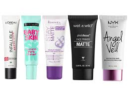 have oily skin these primers