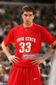 Jon Diebler of the Ohio State Buckeyes looks on against the Michigan...  News Photo - Getty Images