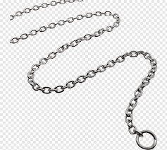 drawing heart necklace chain rope