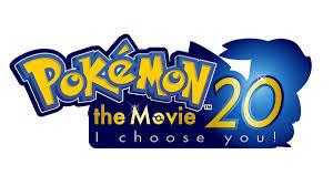 Pokemon Movie, I Choose You: English Logo Revealed : pokemon
