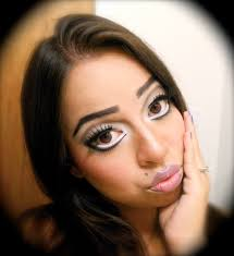 asian eye makeup big eyes saubhaya makeup