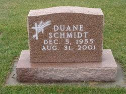 Duane Schmidt (1955-2001) - Find A Grave Memorial