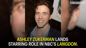 NBC's Langdon: Succession actor Ashley Zukerman lands starring role | EW.com