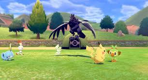 Pokémon Sword' and 'Shield' offer an excellent but familiar ...