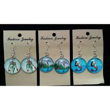 fashion jewelry loteria earring beb