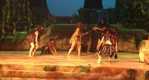 Tarzan the Musical' opens this week at Forest Roberts Theatre