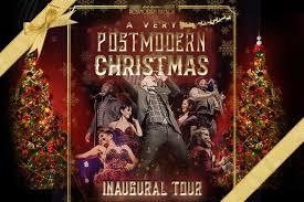 Scott Bradlee's Postmodern Jukebox: A Very Postmodern Christmas   Mayo  Performing Arts Center