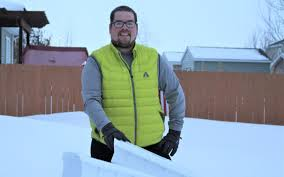 UND research seeks to help accurately predict snow totals in blizzards |  Grand Forks Herald