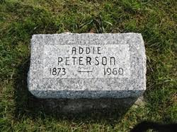 """Mary Adeline """"Addie"""" Stinson Peterson (1873-1960) - Find A Grave Memorial"""