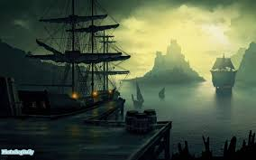 pirate ship backgrounds wallpaper cave